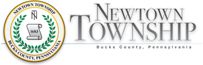 Newtown Township: Bucks County, Pennsylvania Sticky Logo
