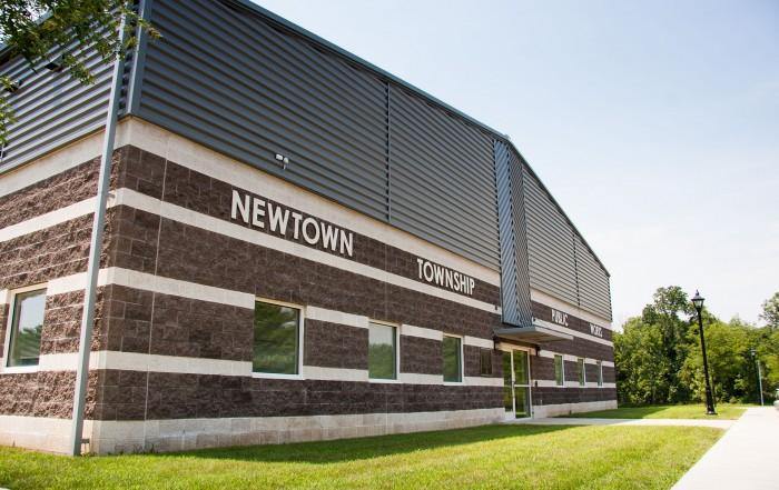 Newtown Township, Bucks County, Public Works Building